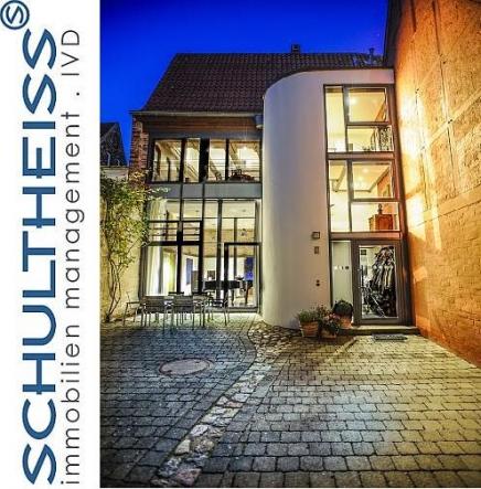 Hauseingang / Innenhof